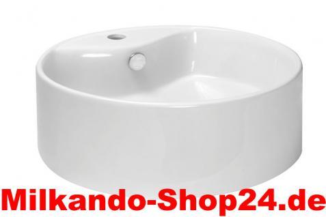 Spülstein Aufsatz Waschbecken Waschtisch Keramik Waschbecken Gäste WC Kr 138