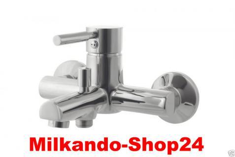 Design Wannenfüller Bad Badezimmer Wasserhahn Chrom Badewanne Armatur BSC03