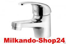 Design Einhandmischer Bad Badezimmer Wasserhahn Chrom Waschtisch Armatur DO1