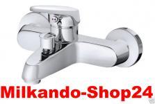 Design Wannenfüller Bad Badezimmer Wasserhahn Chrom Badewanne Armatur TRI03
