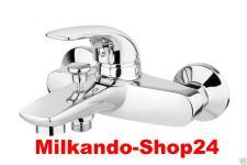 Design Wannenfüller Bad Badezimmer Wasserhahn Chrom Badewanne Armatur Li03