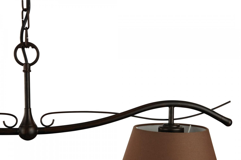 philips pendelleuchte rustikal elmore myliving braun. Black Bedroom Furniture Sets. Home Design Ideas