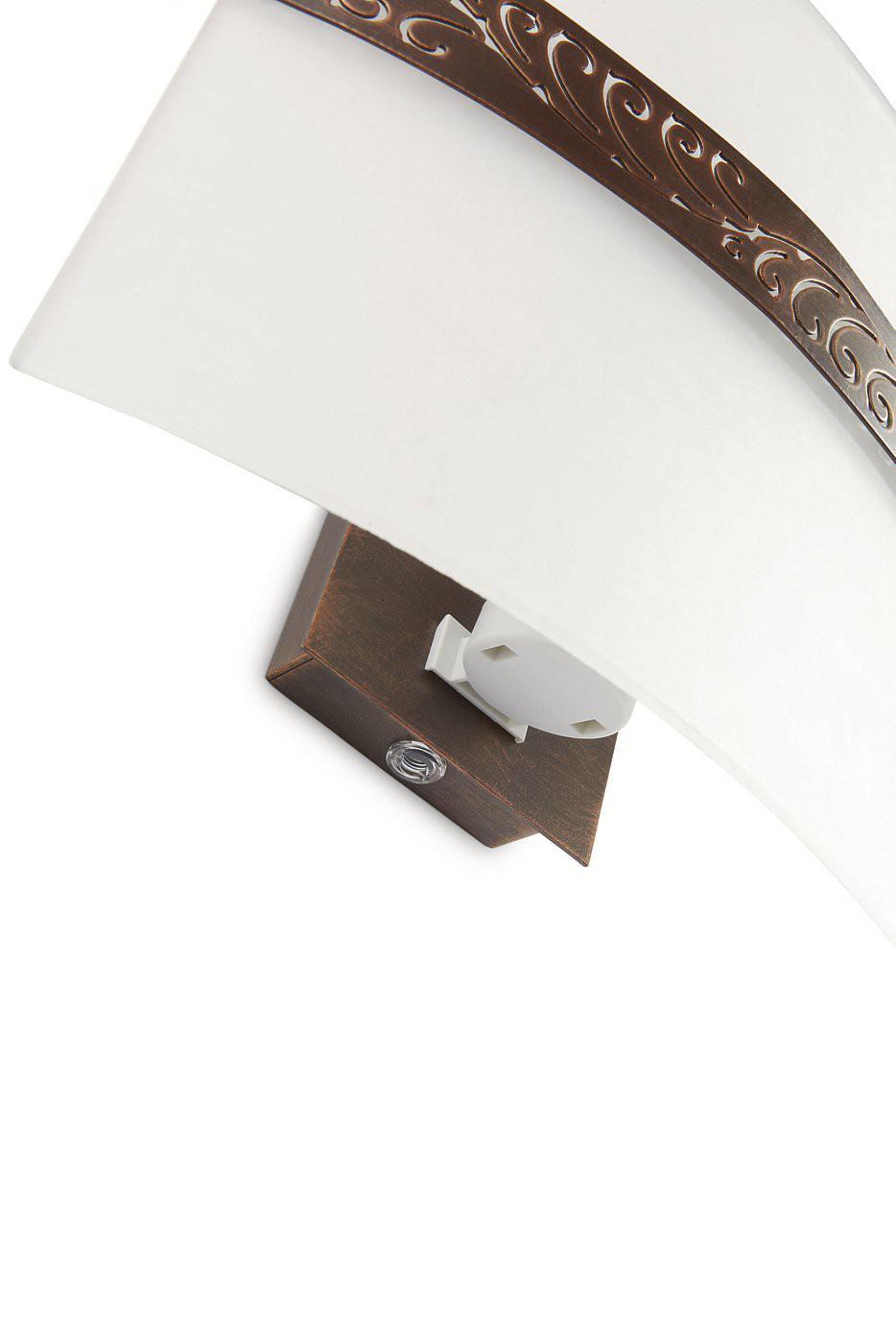 Philips wandlampe lampe livu wandleuchte rustikal energiespar kaufen bei - Wandleuchte rustikal ...