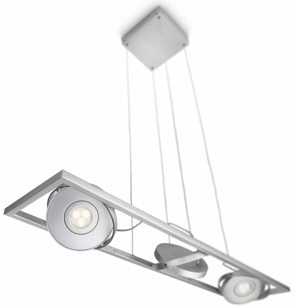 philips ledino pendelleuchte particon led aluminium pendel. Black Bedroom Furniture Sets. Home Design Ideas