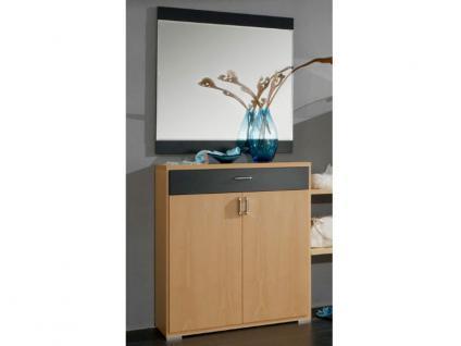 garderobe bank eiche online bestellen bei yatego. Black Bedroom Furniture Sets. Home Design Ideas