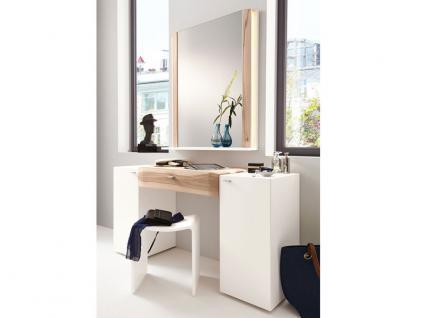 schminktisch wei mit spiegel g nstig online kaufen yatego. Black Bedroom Furniture Sets. Home Design Ideas