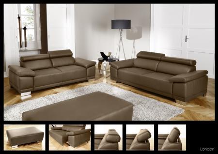 leder couch 2 sitzer online bestellen bei yatego. Black Bedroom Furniture Sets. Home Design Ideas