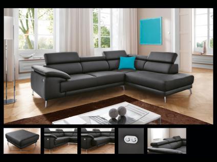 Couch sofa leder 2 sitzer g nstig kaufen bei yatego for Ecksofa 2 sitzer