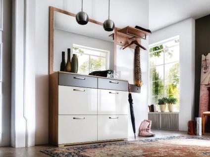 Garderobe mit spiegel und schuhschrank bei yatego - Wittenbreder entree ...