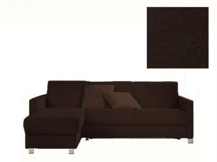 leder schlafcouch g nstig online kaufen bei yatego. Black Bedroom Furniture Sets. Home Design Ideas