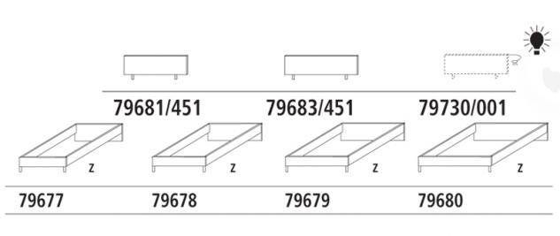 wellem bel jugenzimmer unlimited bett liege kopfteil reinwei mit oder ohne nachttisch korpus. Black Bedroom Furniture Sets. Home Design Ideas