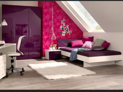 lila jugendzimmer g nstig online kaufen bei yatego. Black Bedroom Furniture Sets. Home Design Ideas