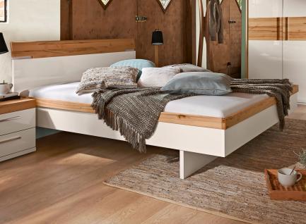Bett Kopfteil Weiß günstig online kaufen bei Yatego