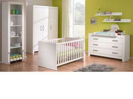 babyzimmer 5 teilig online bestellen bei yatego. Black Bedroom Furniture Sets. Home Design Ideas