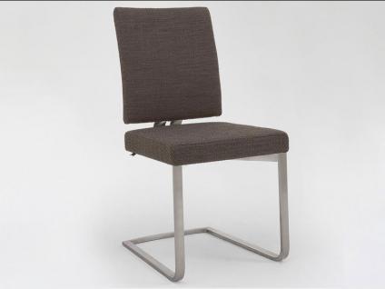 stuhl freischwinger leder g nstig kaufen bei yatego. Black Bedroom Furniture Sets. Home Design Ideas