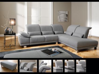 ecksofa schwarz leder links g nstig online kaufen yatego. Black Bedroom Furniture Sets. Home Design Ideas