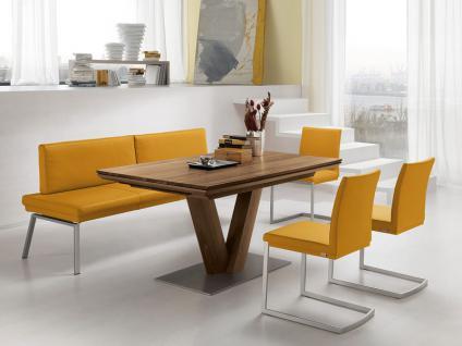 esszimmer bank leder online bestellen bei yatego. Black Bedroom Furniture Sets. Home Design Ideas