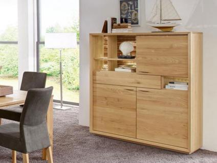 highboard nussbaum ge lt g nstig kaufen bei yatego. Black Bedroom Furniture Sets. Home Design Ideas