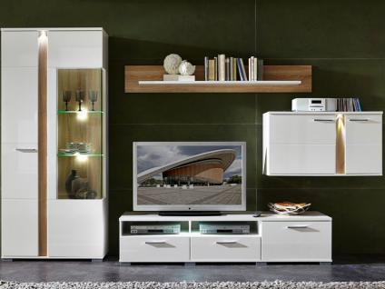 wandboard mit led beleuchtung g nstig online kaufen yatego. Black Bedroom Furniture Sets. Home Design Ideas