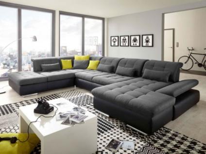 Sofa longchair g nstig sicher kaufen bei yatego for Wohnlandschaft 7420