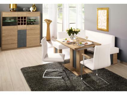 leder eckbank g nstig sicher kaufen bei yatego. Black Bedroom Furniture Sets. Home Design Ideas