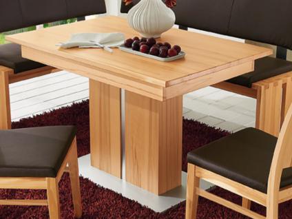 Niehoff Venus Ausziehtisch 8233 für Esszimmer Speisezimmer Tisch Ausführung wählbar Massiv