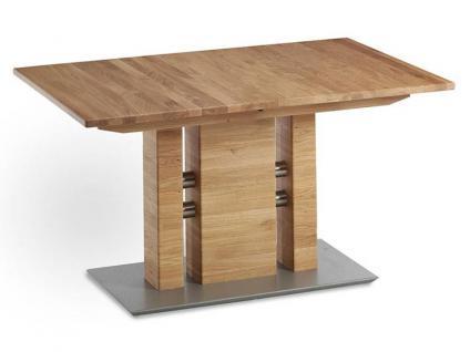 esstisch tisch edelstahl g nstig kaufen bei yatego. Black Bedroom Furniture Sets. Home Design Ideas