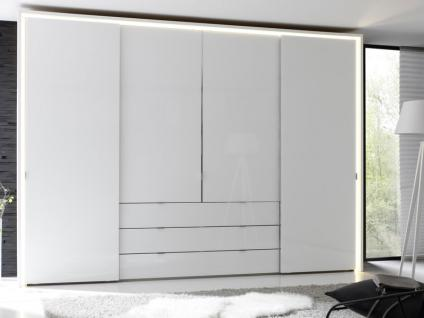 kleiderschrank 400 cm online bestellen bei yatego. Black Bedroom Furniture Sets. Home Design Ideas