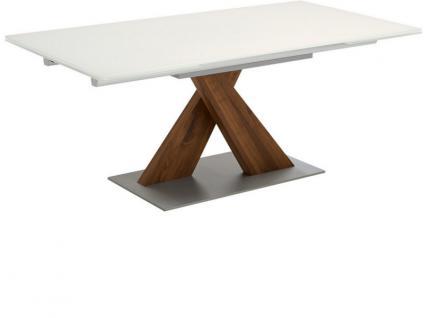esstisch wei glas g nstig online kaufen bei yatego. Black Bedroom Furniture Sets. Home Design Ideas