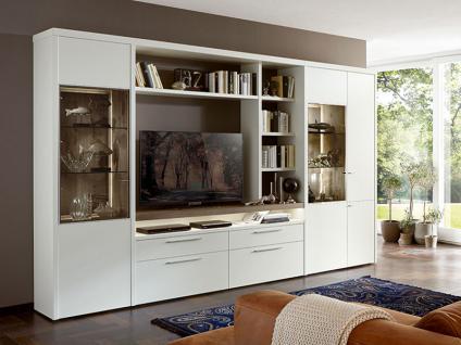 Tv anbauwand g nstig sicher kaufen bei yatego for Wohnwand 200 euro