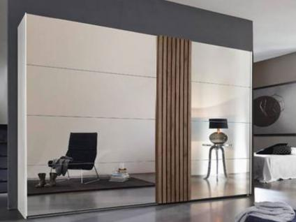 schlafzimmer kleiderschrank kaufen: cabinet style glass front.