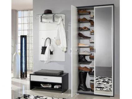 spiegel schuhschrank online bestellen bei yatego. Black Bedroom Furniture Sets. Home Design Ideas