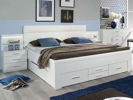 nachttisch weiss leder online bestellen bei yatego. Black Bedroom Furniture Sets. Home Design Ideas