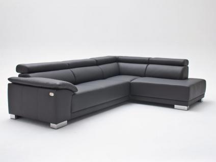 stoff ecksofa couch sofa g nstig kaufen bei yatego. Black Bedroom Furniture Sets. Home Design Ideas
