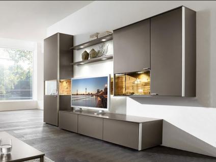 Venjakob Kombination SE08 sentino Wohnwand für Wohnzimmer und ...