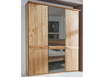 kleiderschrank kernbuche massiv g nstig bei yatego. Black Bedroom Furniture Sets. Home Design Ideas
