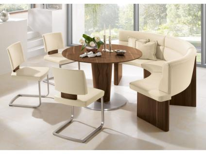 Tisch esstisch kernbuche 120 x bestellen bei yatego - Rundbank esszimmer ...