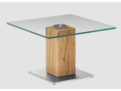 Edelstahl couchtisch online bestellen bei yatego for Couchtisch 65x65