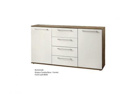 ahorn wei kommode g nstig online kaufen bei yatego. Black Bedroom Furniture Sets. Home Design Ideas