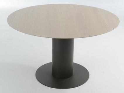 esstisch rund holz g nstig online kaufen bei yatego. Black Bedroom Furniture Sets. Home Design Ideas