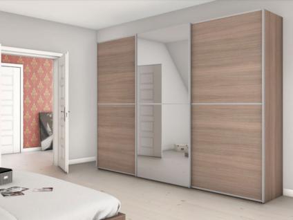 Nolte Attraction Schwebetürenschrank Schlafzimmer Ausführung 1 ...