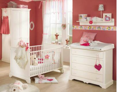 komplett babyzimmer massiv online kaufen bei yatego. Black Bedroom Furniture Sets. Home Design Ideas
