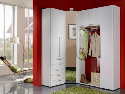 garderobe mit spiegel und schuhschrank bei yatego. Black Bedroom Furniture Sets. Home Design Ideas