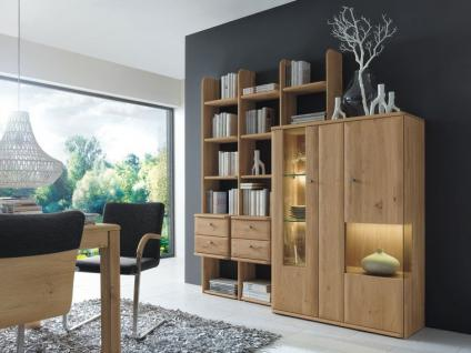 vitrine erle massiv online bestellen bei yatego. Black Bedroom Furniture Sets. Home Design Ideas