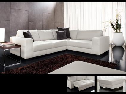 leder couchgarnitur schwarz g nstig online kaufen yatego. Black Bedroom Furniture Sets. Home Design Ideas