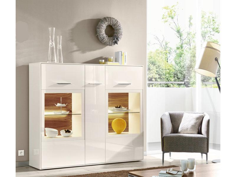 Highboard Glas Perfect Amazing Wohnzentrum Schller Herrieden