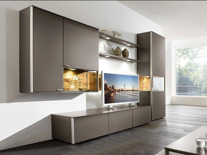 Beleuchtung Fr Wohnwand Kaufen SE08 Sentino Wohnzimmer Und Esszimmer