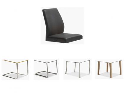 freischwinger stuhl kernbuche g nstig online kaufen yatego. Black Bedroom Furniture Sets. Home Design Ideas