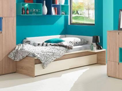 bett mit schubkasten online bestellen bei yatego. Black Bedroom Furniture Sets. Home Design Ideas