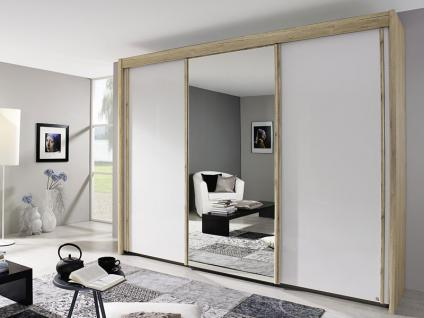 schlafzimmer komplett nussbaum weiss online kaufen yatego. Black Bedroom Furniture Sets. Home Design Ideas